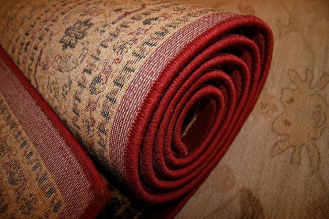 Apertura i konserwacja dywanu