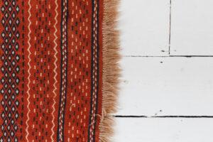 Fredzle i suply, czyli prosty sposob na urozmaicenie wygladu naszego dywanu