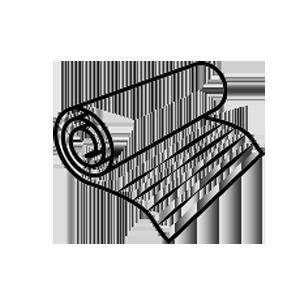 Apretura usztywniająca dywan