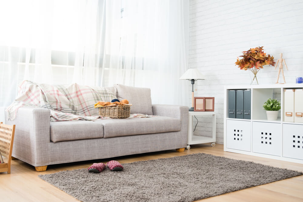 Ksztalty, kolory, faktury, rozmiary – jak dobrac odpowiedni dywan do salonu