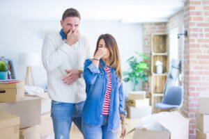 Jak zwalczyc nieprzyjemny zapach w mieszaniu – poradnik