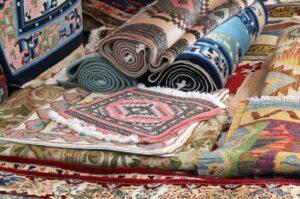 rodzaje dywanow