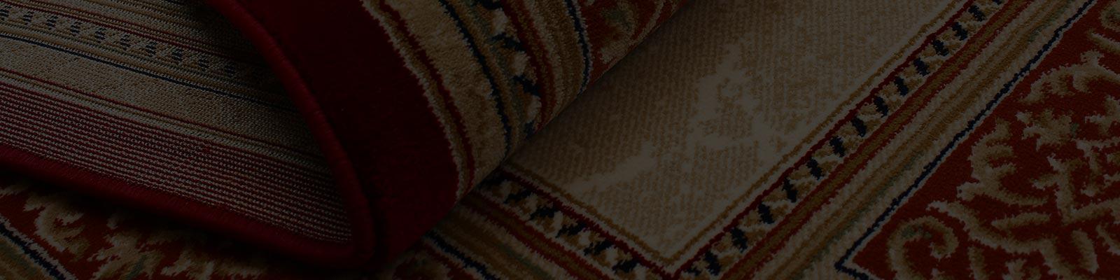 Apretura dywanowa - usztywnianie